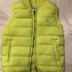 NWT unisex little kids vest
